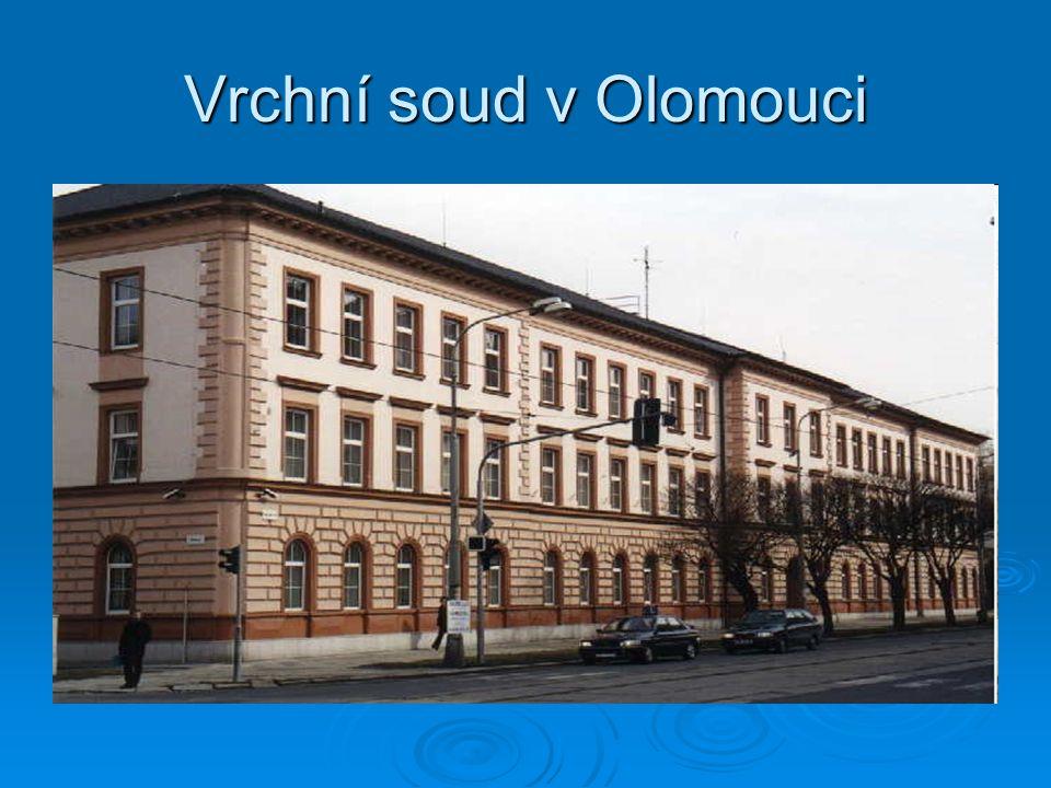 Vrchní soud v Olomouci