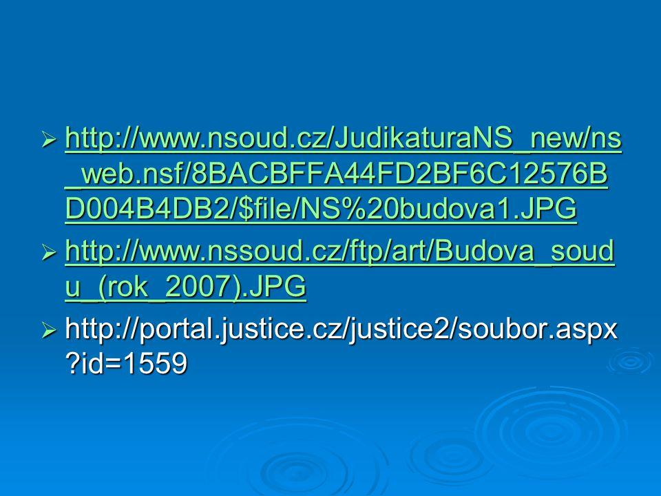 http://www. nsoud. cz/JudikaturaNS_new/ns_web