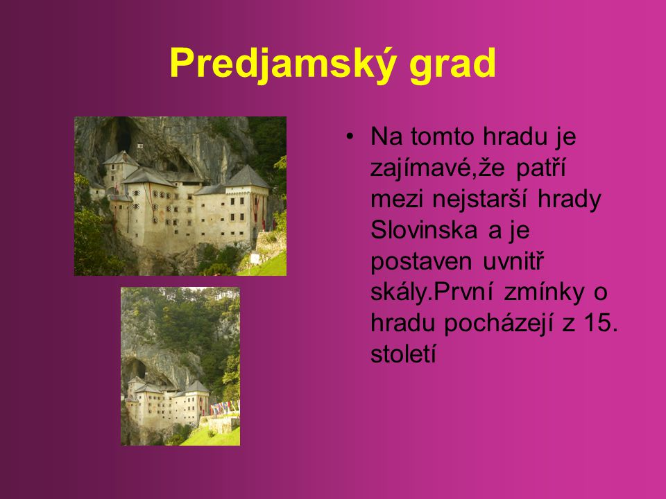 Predjamský grad