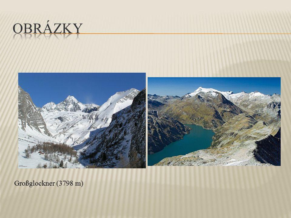 Obrázky Großglockner (3798 m)