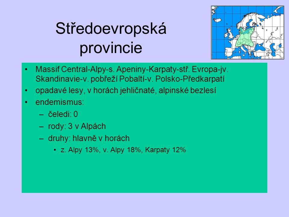 Středoevropská provincie