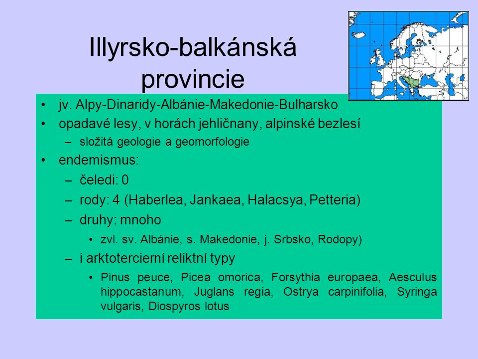 Illyrsko-balkánská provincie