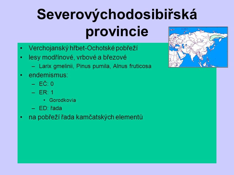 Severovýchodosibiřská provincie