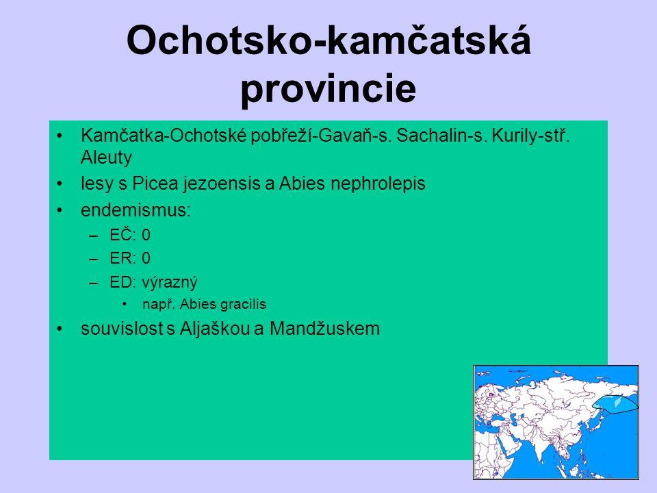 Ochotsko-kamčatská provincie