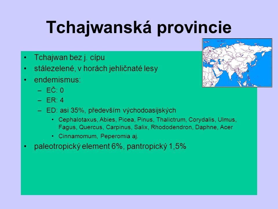 Tchajwanská provincie