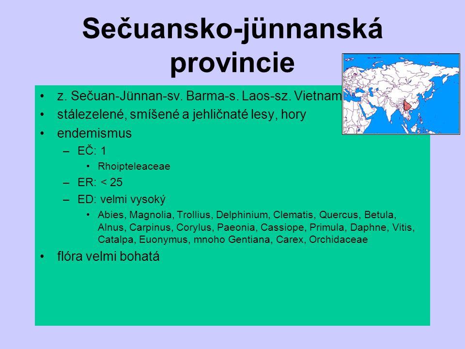 Sečuansko-jünnanská provincie