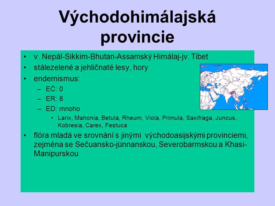 Východohimálajská provincie