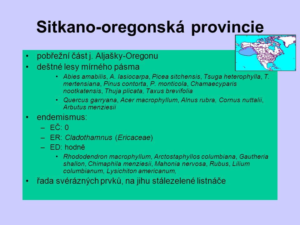 Sitkano-oregonská provincie