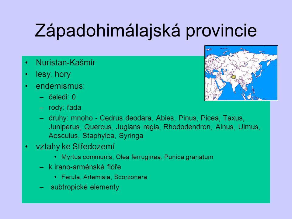 Západohimálajská provincie