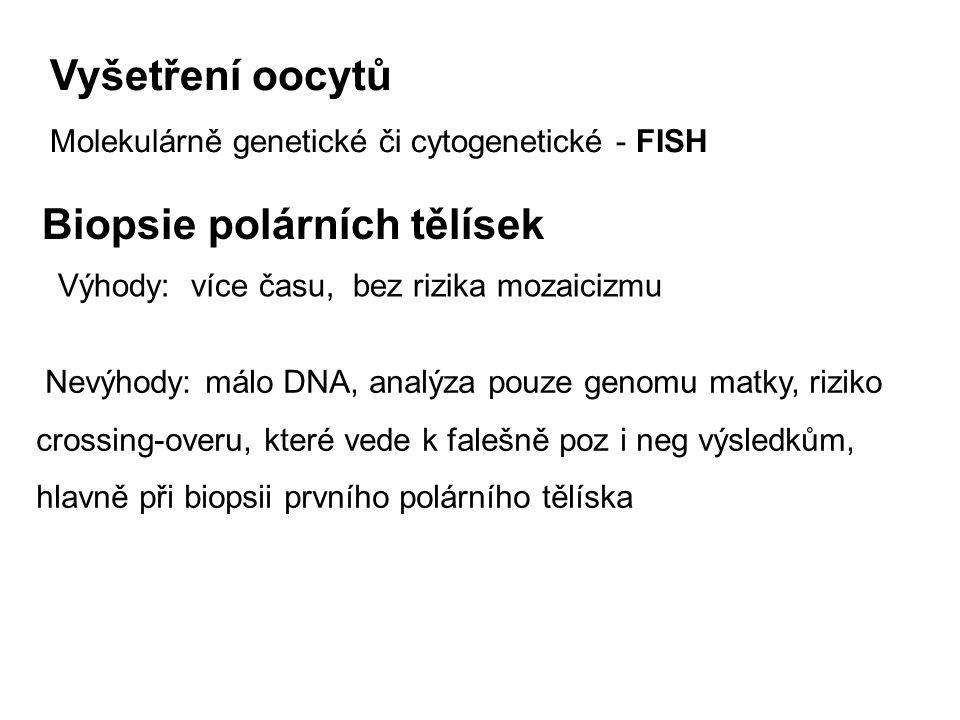 Biopsie polárních tělísek