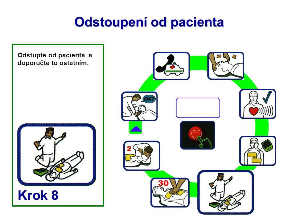 Odstoupení od pacienta