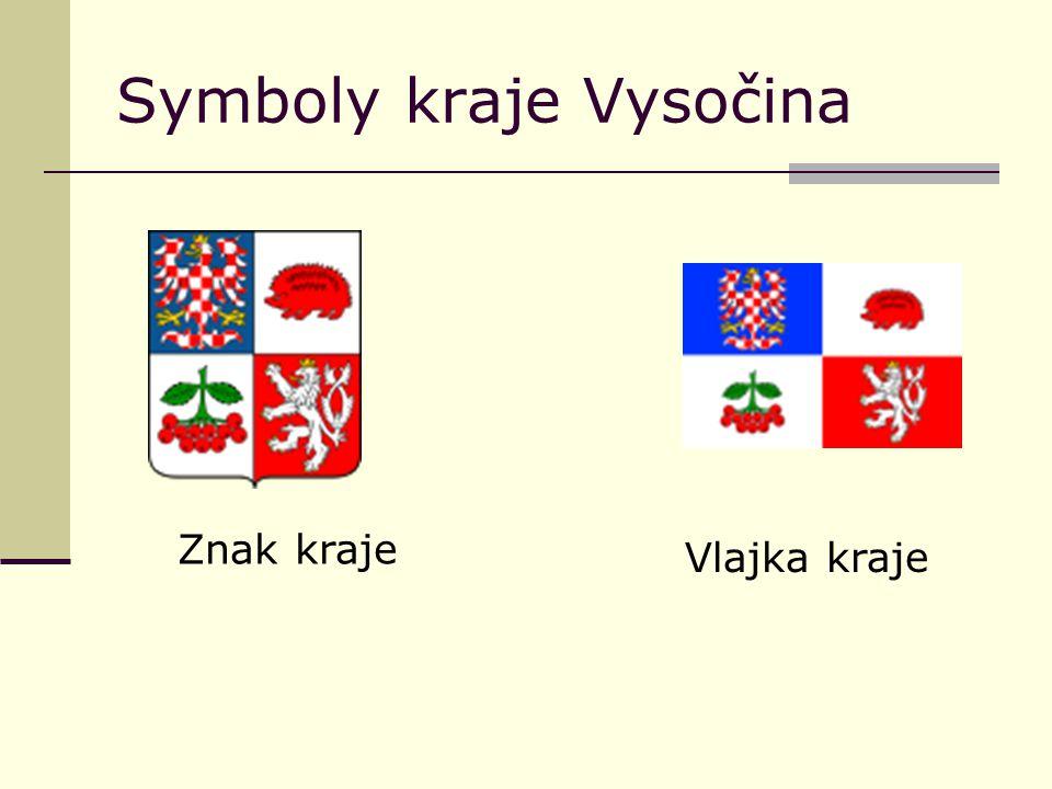 Symboly kraje Vysočina