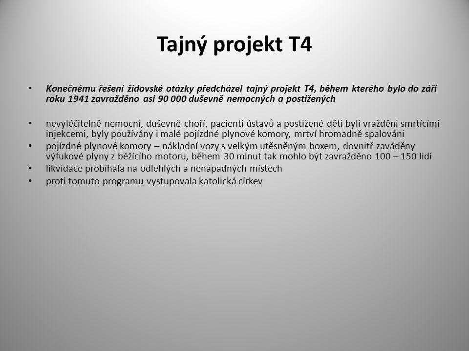 Tajný projekt T4