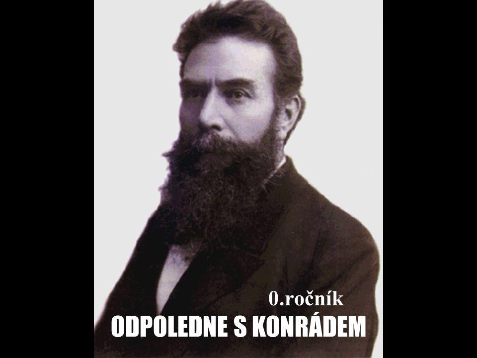 0.ročník ODPOLEDNE S KONRÁDEM
