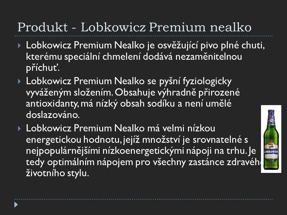 Produkt - Lobkowicz Premium nealko
