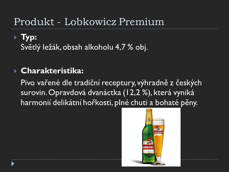 Produkt - Lobkowicz Premium