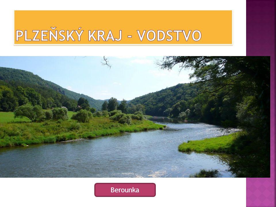 Plzeňský kraj - vodstvo