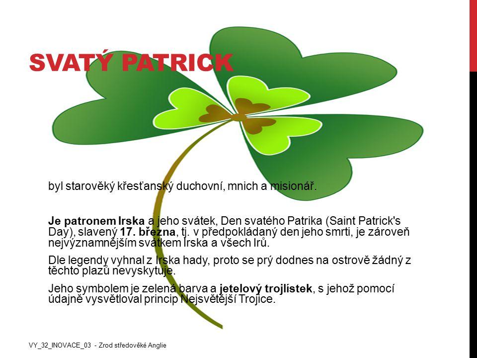 Svatý Patrick