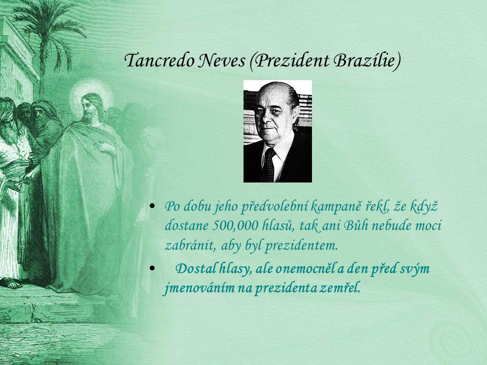 Tancredo Neves (Prezident Brazílie)