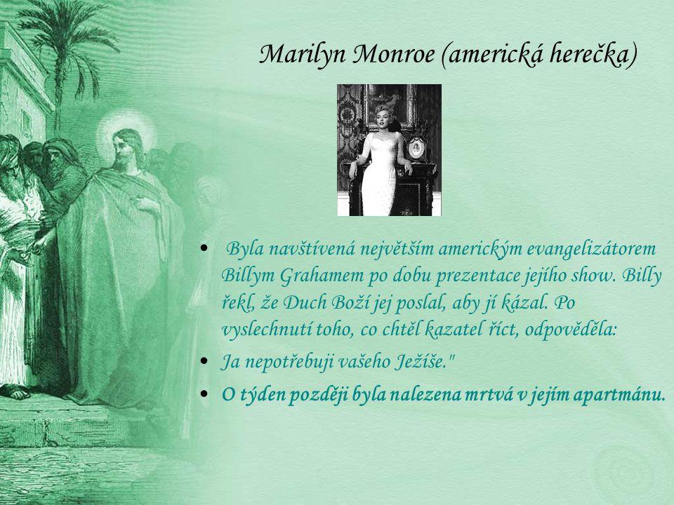 Marilyn Monroe (americká herečka)
