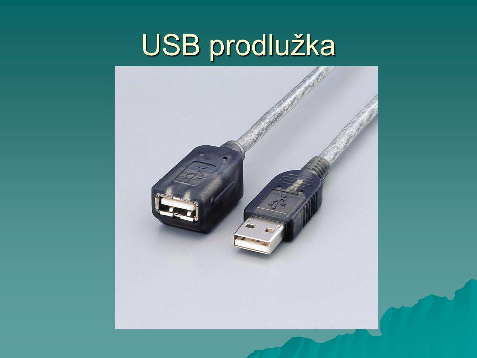 USB prodlužka