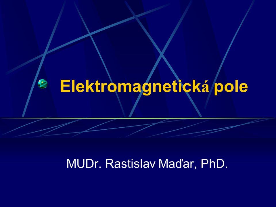 Elektromagnetická pole
