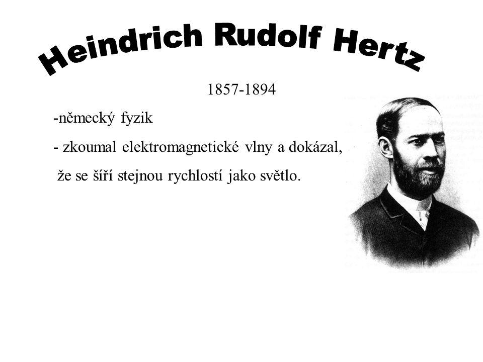 Heindrich Rudolf Hertz