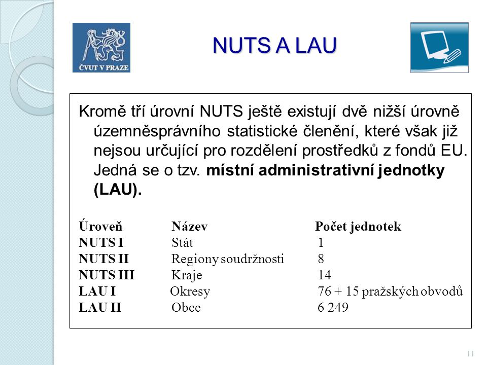 NUTS A LAU