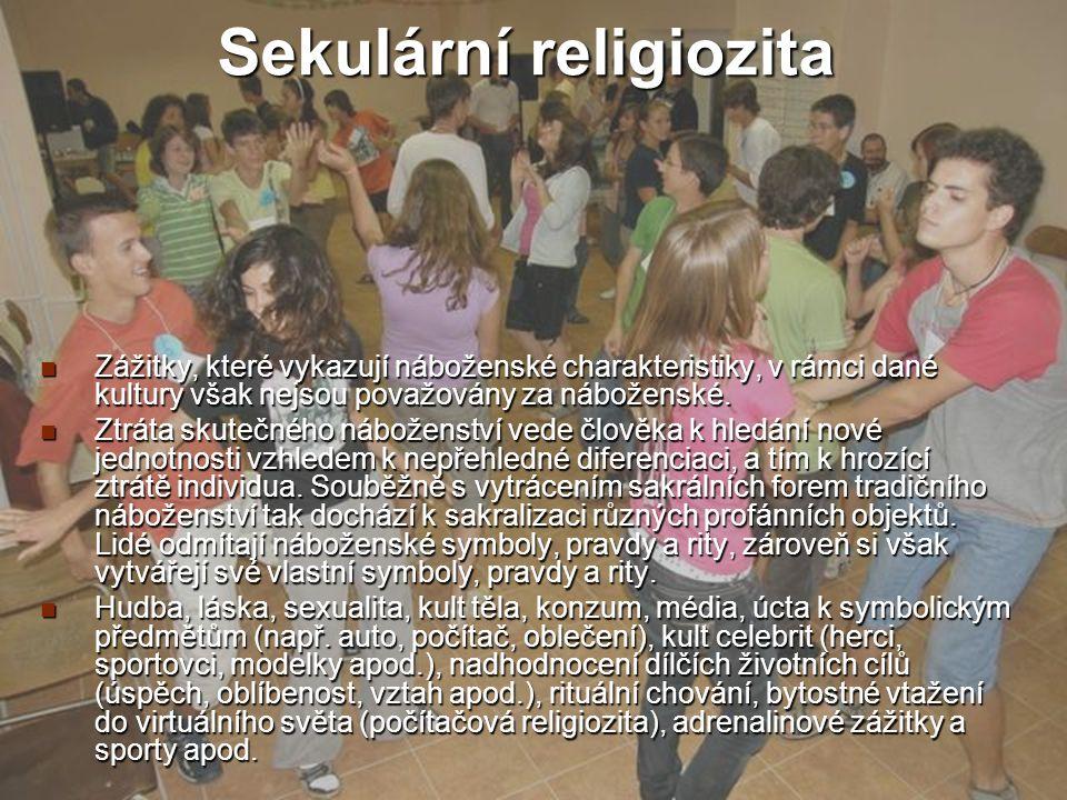 Sekulární religiozita