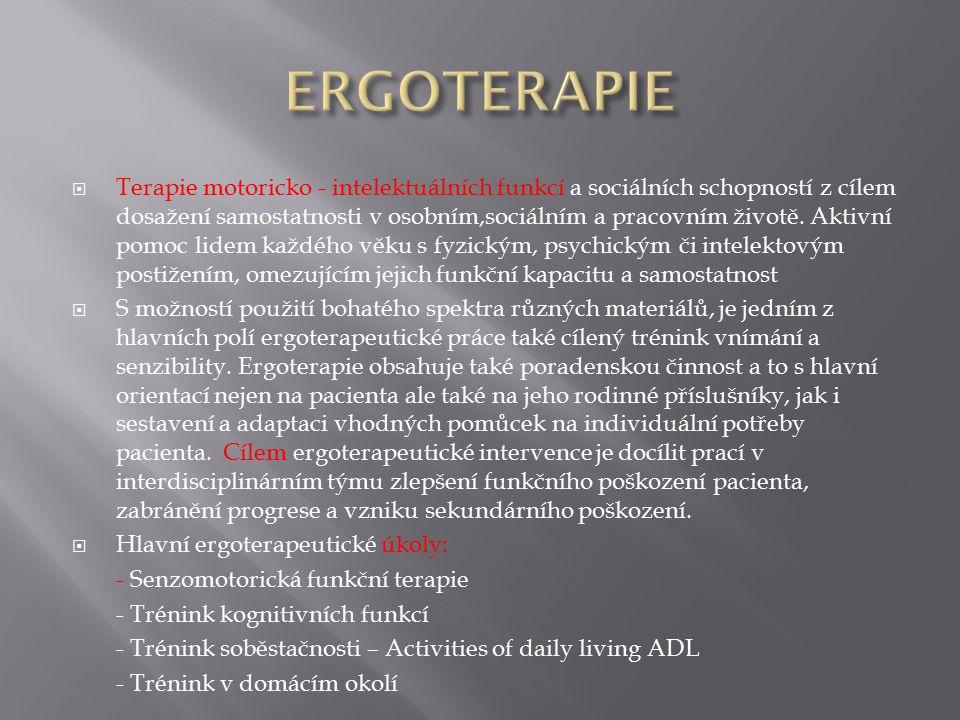 ERGOTERAPIE