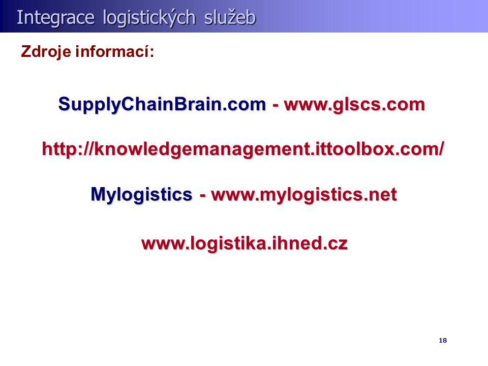 SupplyChainBrain.com - www.glscs.com