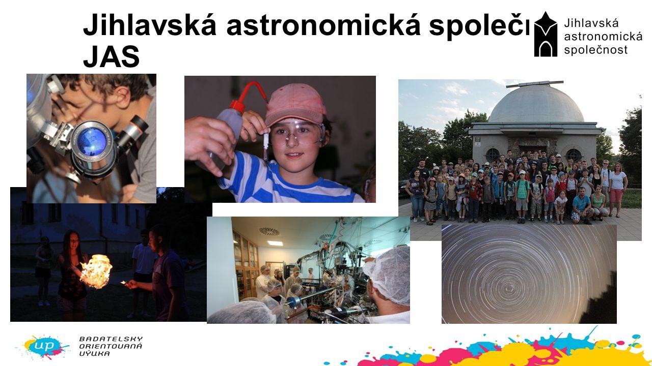 Jihlavská astronomická společnost JAS