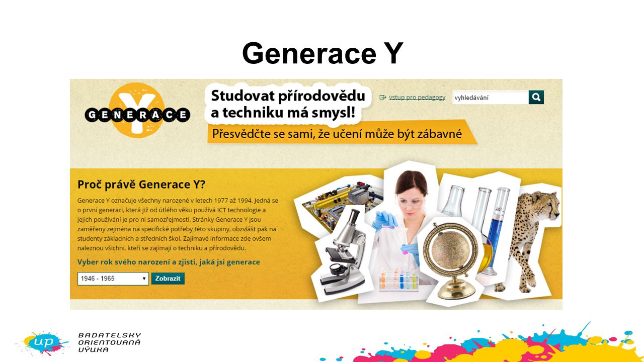 Generace Y