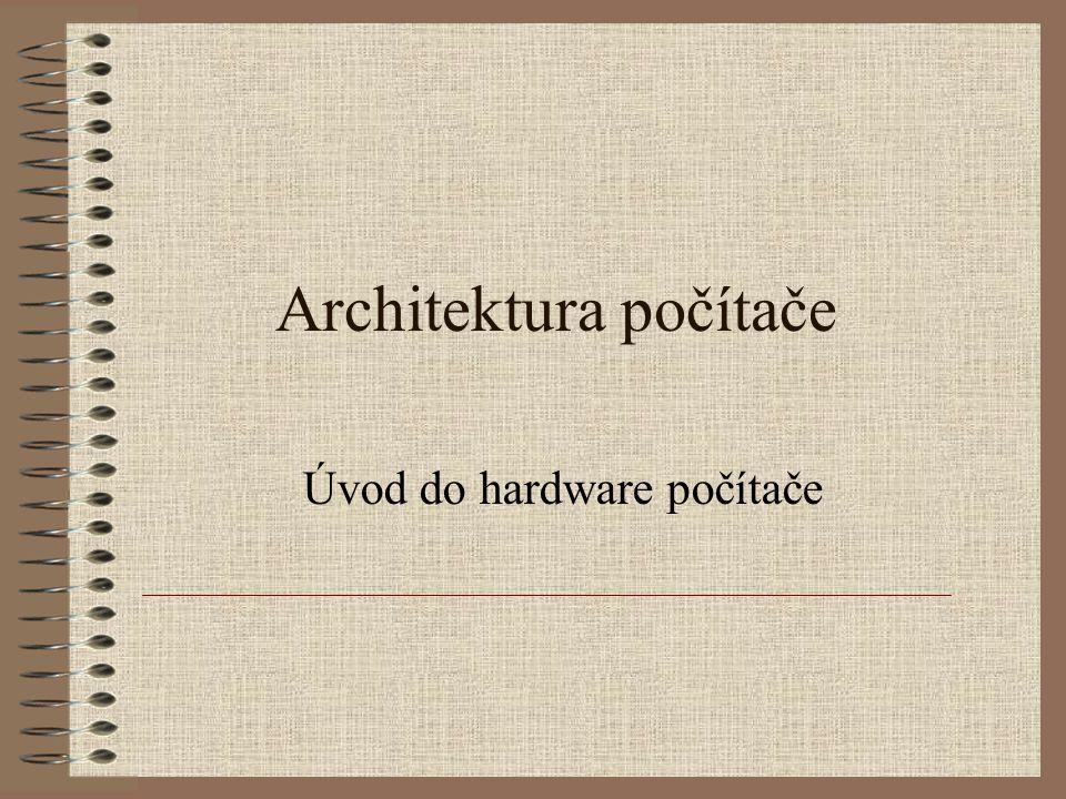 Architektura počítače
