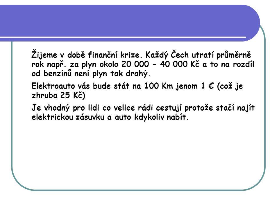 Žijeme v době finanční krize. Každý Čech utratí průměrně rok např