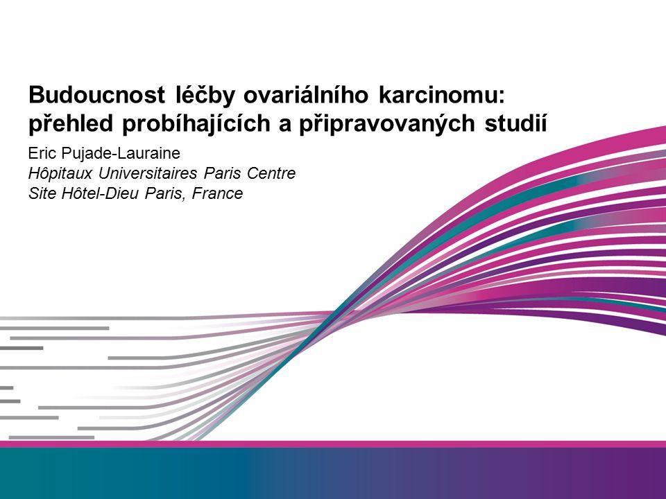 Budoucnost léčby ovariálního karcinomu: přehled probíhajících a připravovaných studií