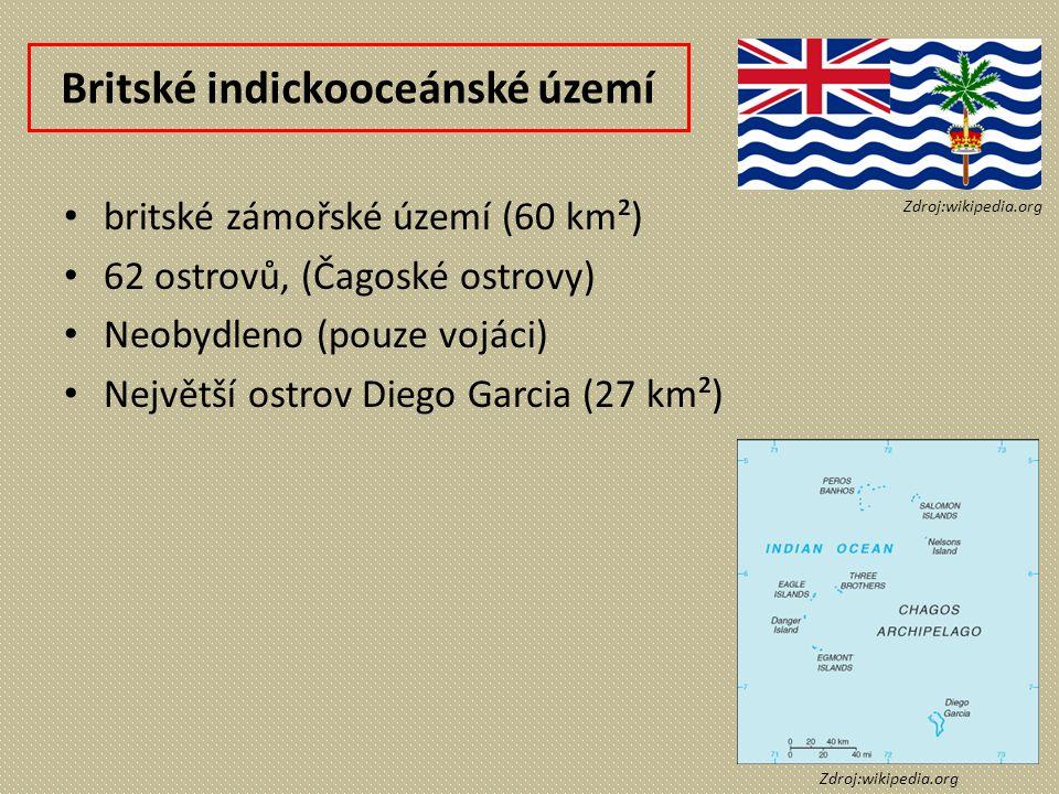 Britské indickooceánské území