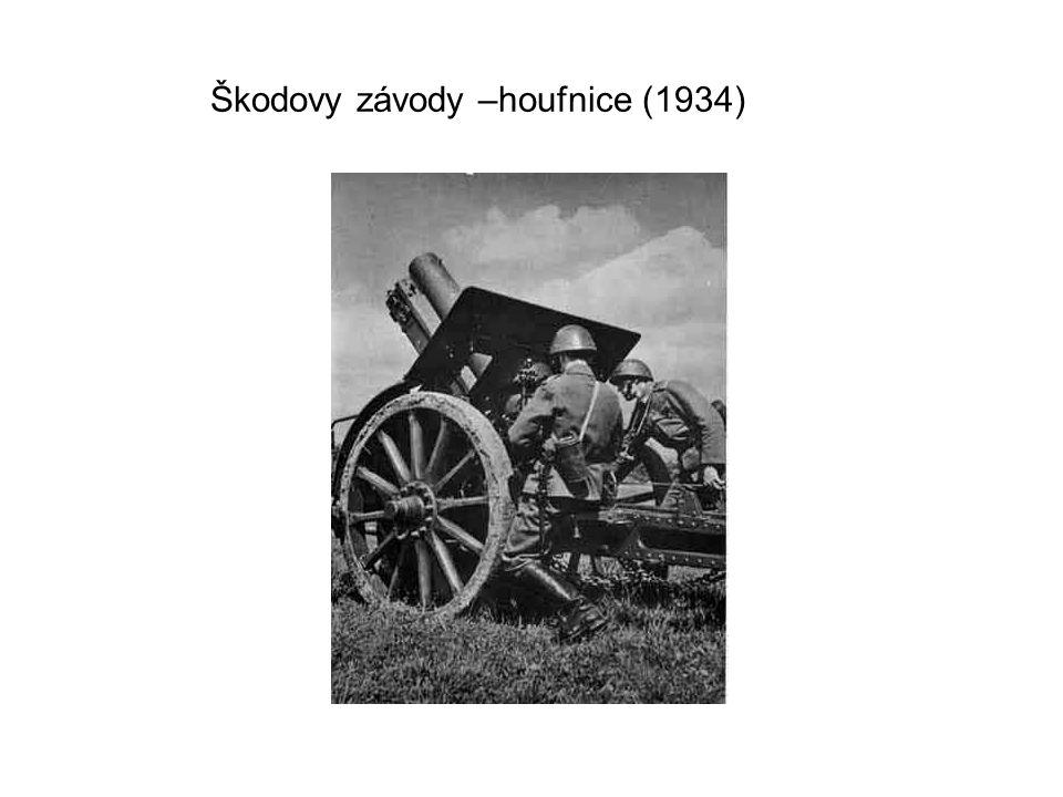Škodovy závody –houfnice (1934)