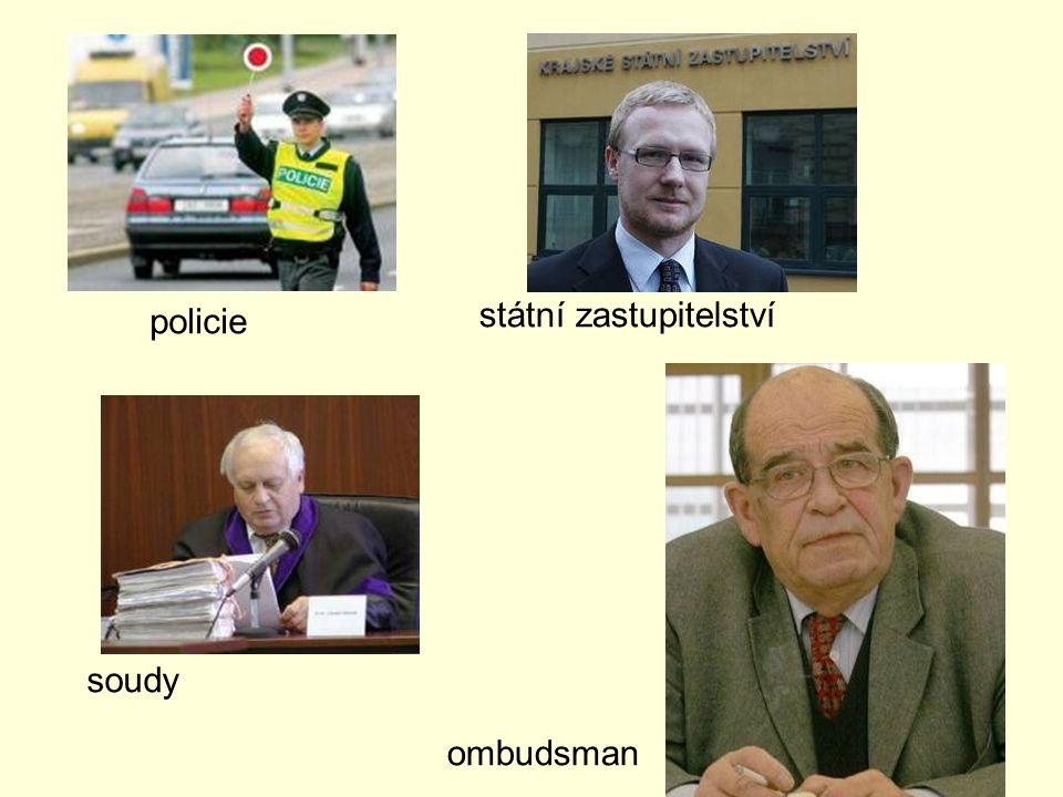 státní zastupitelství