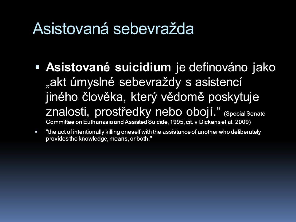 Asistovaná sebevražda