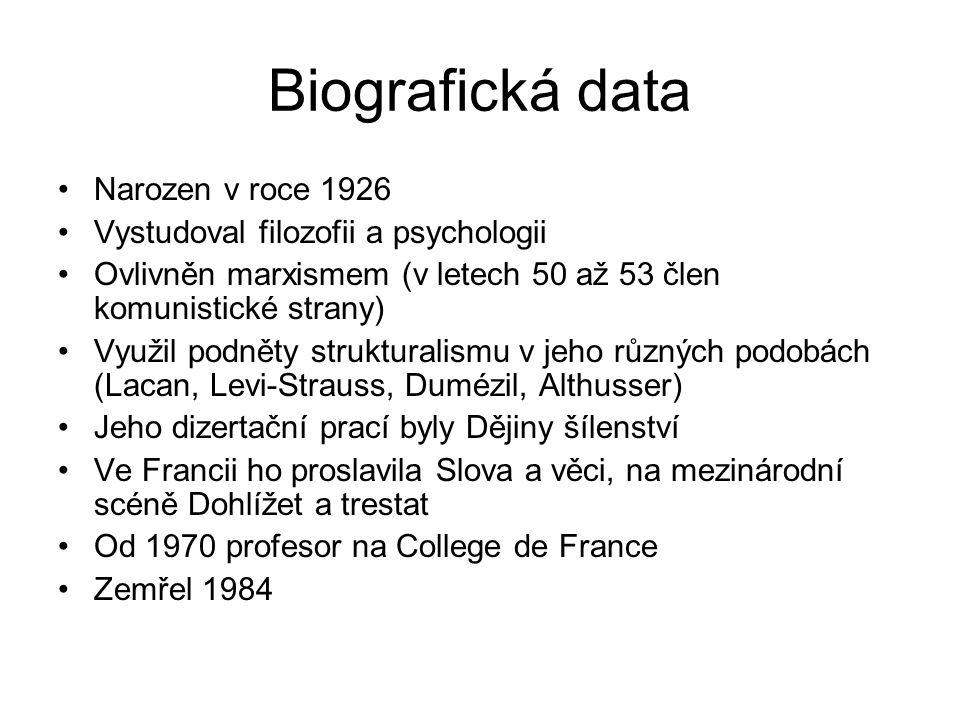 Biografická data Narozen v roce 1926