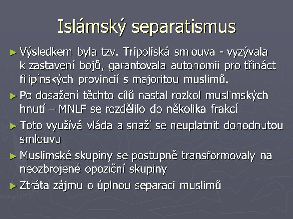 Islámský separatismus