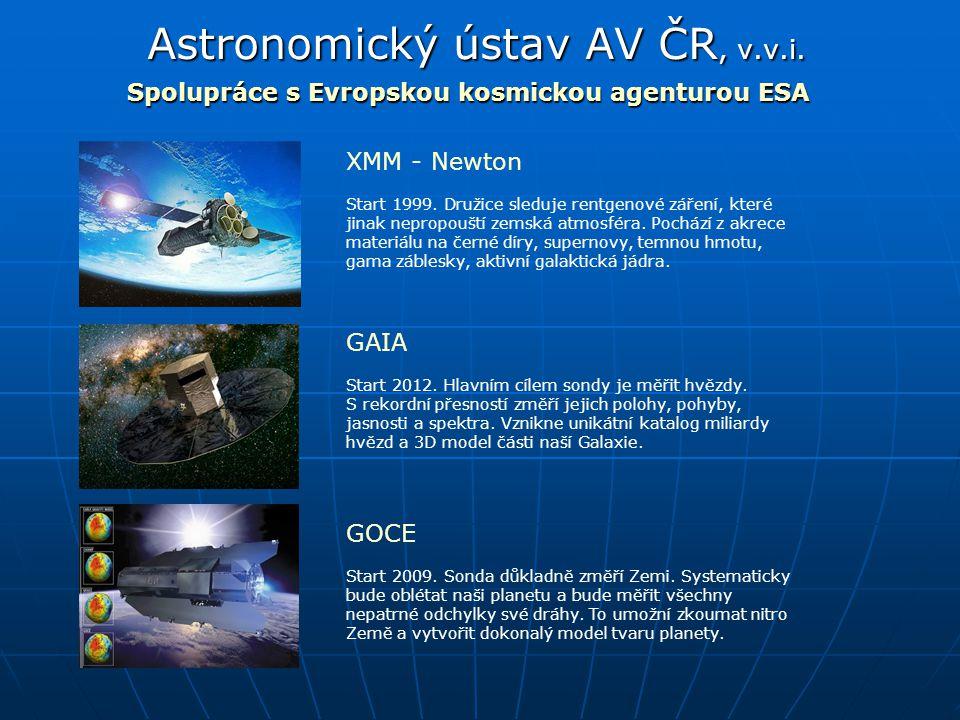Astronomický ústav AV ČR, v.v.i.