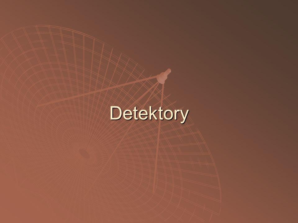 Detektory