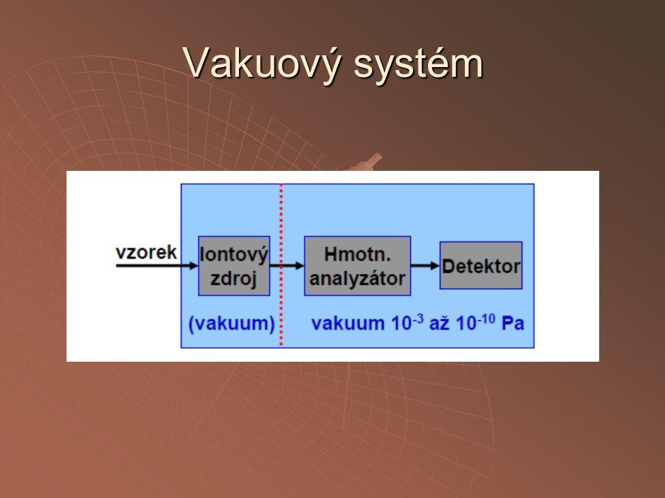 Vakuový systém