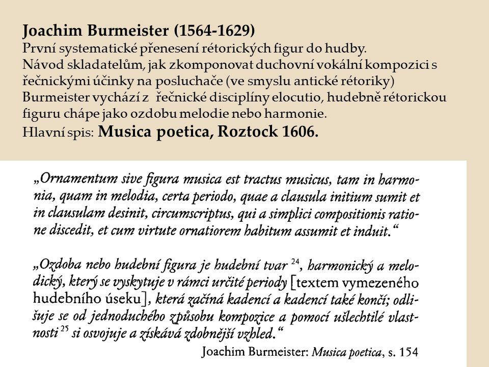 Joachim Burmeister (1564-1629)