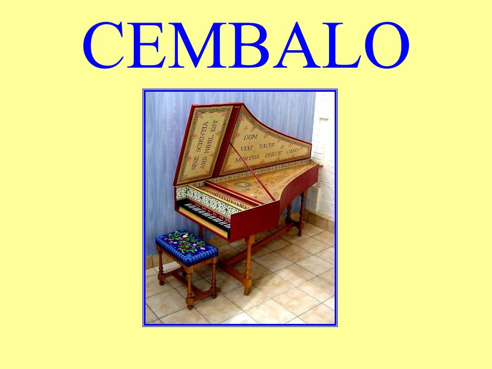 CEMBALO