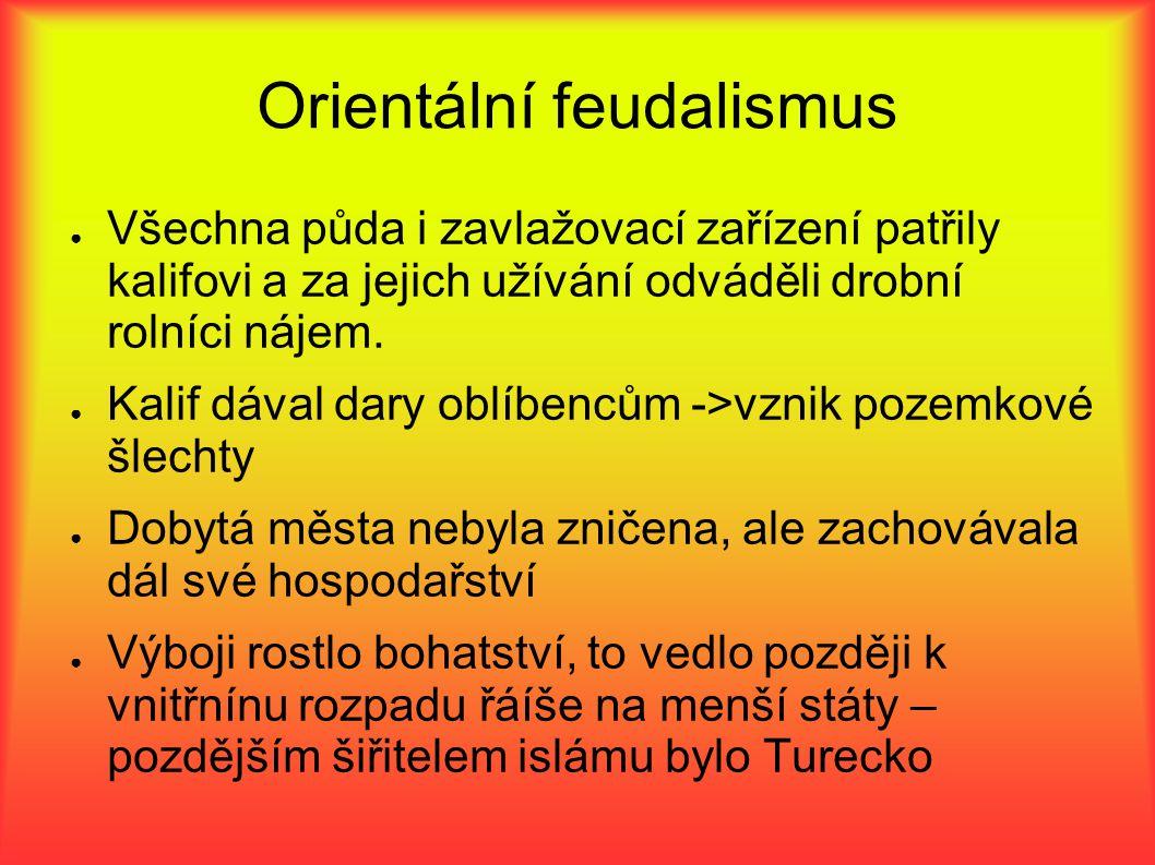 Orientální feudalismus