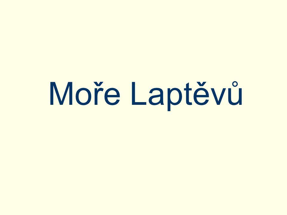 Moře Laptěvů