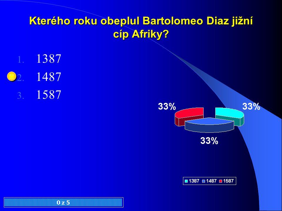 Kterého roku obeplul Bartolomeo Diaz jižní cíp Afriky